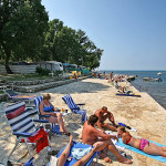 camping puntica beach