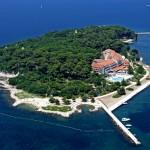 Island Hotel in Porec