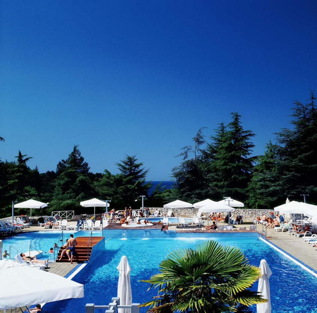 Pool Valamar Crystal Porec