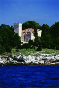 Hotel Castle Isabella Porec, holiday hotel in Porec