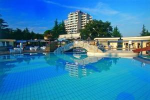 Urlaub in Porec Croatia Hotel Diamant