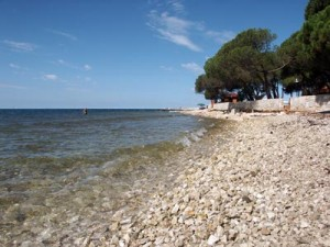 Camp Materada in Porec Beach