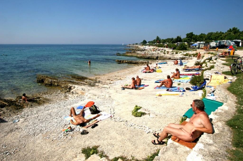 naturist camp travel guide porec croatia