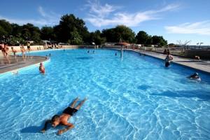 Pool camping Laguna