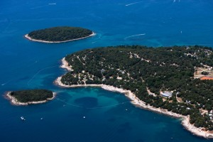 Nudist camping in Porec