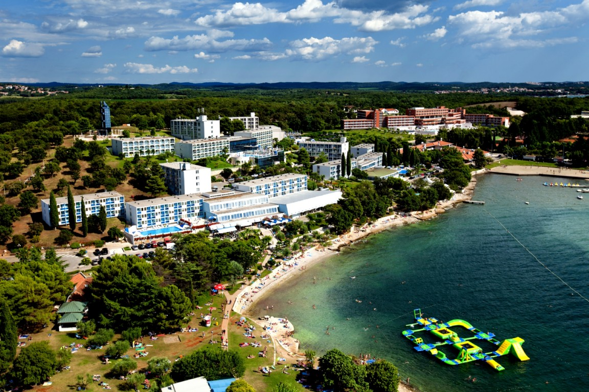 Hotel Zelena Laguna Resort Laguna Molindrio