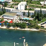 Air photo Hotel Zorna