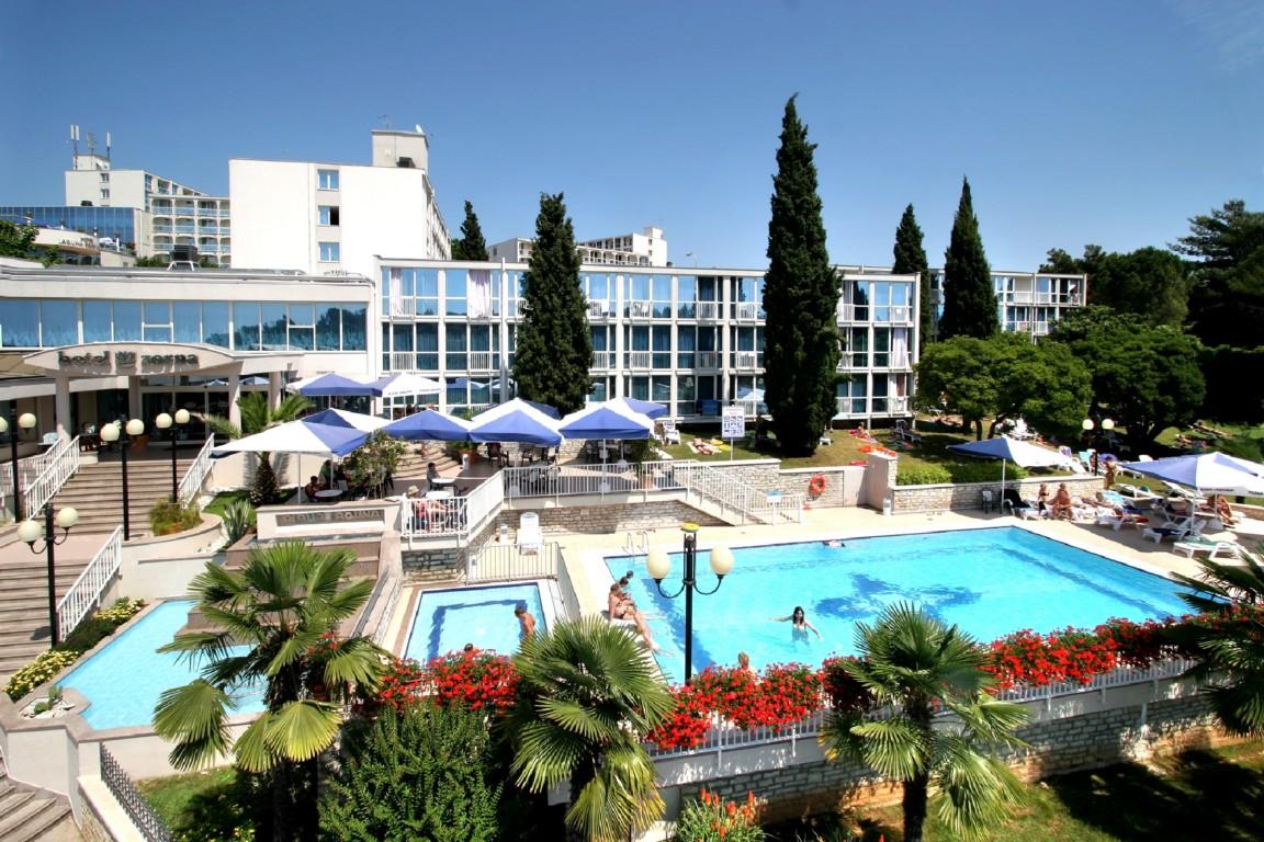 Hotel Zelena Laguna Resort Zorna