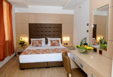 hotel mauro room