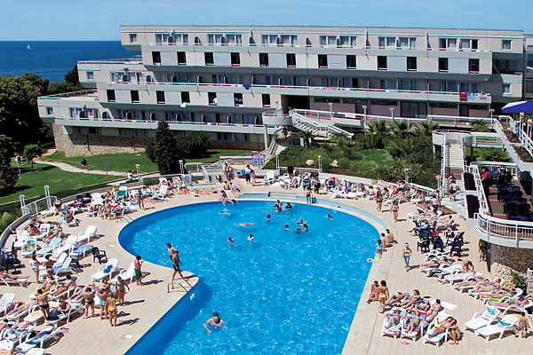 hotel delfin pool