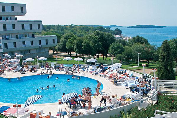 Www Hotel Delfin Porec