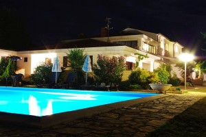 hotel holiday porec