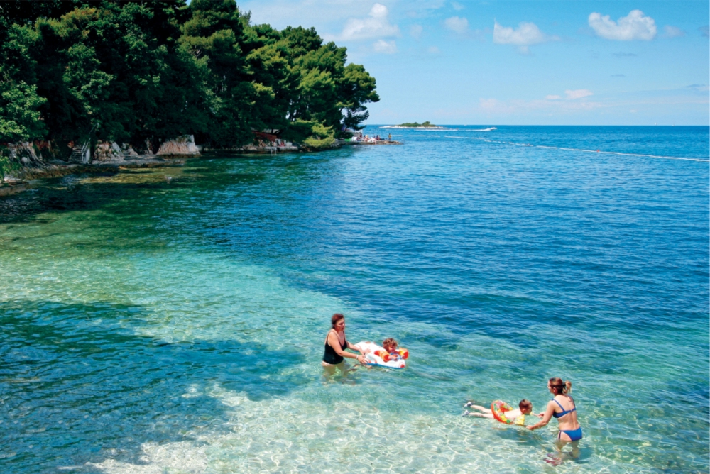Laguna Park Hotel Village Villas And Apartments Porec Kroatien